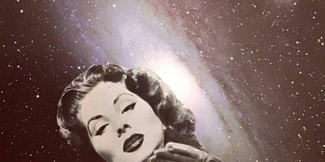 Space Lady II. Dorothee Mesander